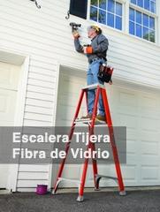 Escaleras de Tijera de Fibra de Vidrio - ESCALERAS CUPRUM