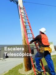 Escaleras Telescópicas - ESCALERAS CUPRUM