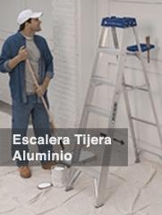 Escaleras de Tijera de Aluminio - ESCALERAS CUPRUM