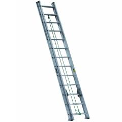 Escalera telescopica extensi n de aluminio 6 40 metros y for Escalera telescopica tipo tijera