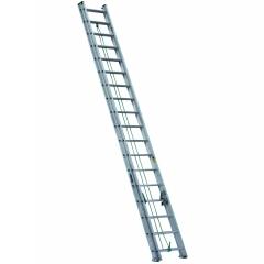 Escalera telescopica extensi n de aluminio metros y for Escalera de aluminio extensible 9 metros
