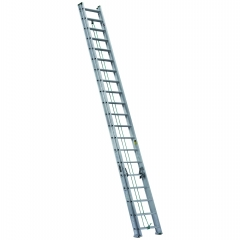 Escalera telescopica extensi n de aluminio metros for Escalera de aluminio extensible 9 metros